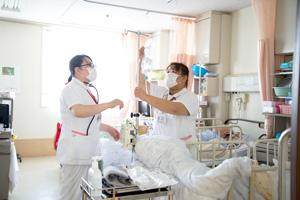 型 病院 療養